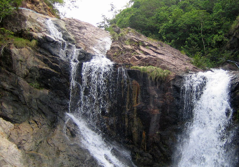 Than Sadet Waterfall Koh Phangan