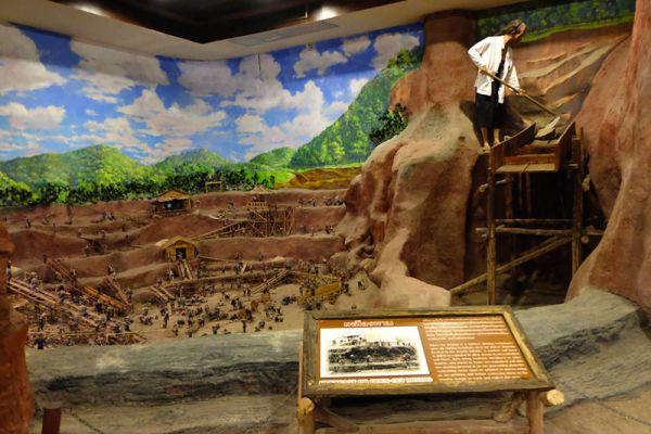Tin Mining Museum