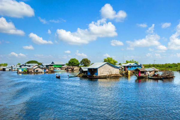 Tonle Sap Lake & Prek Toal Bird Sanctuary