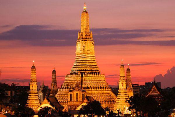 Wat Arun Temple of Dawn