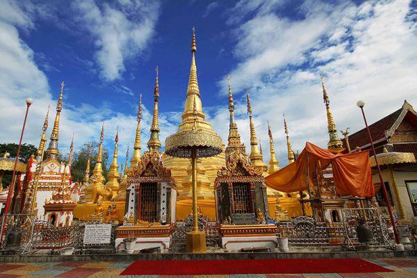 Wat Phra Boromthat