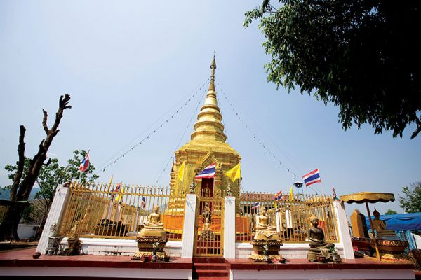 Wat Phra That Doi Wao