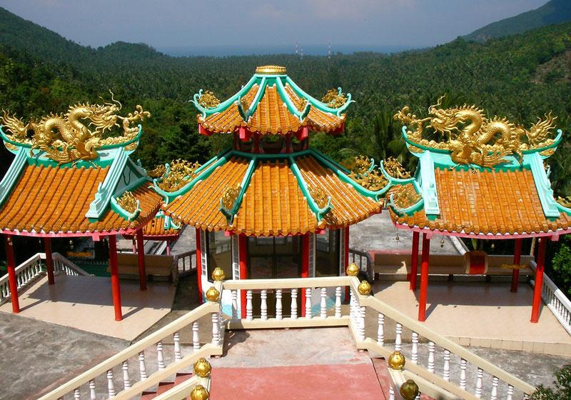 Wat Phu Khao Noi Koh Phangan
