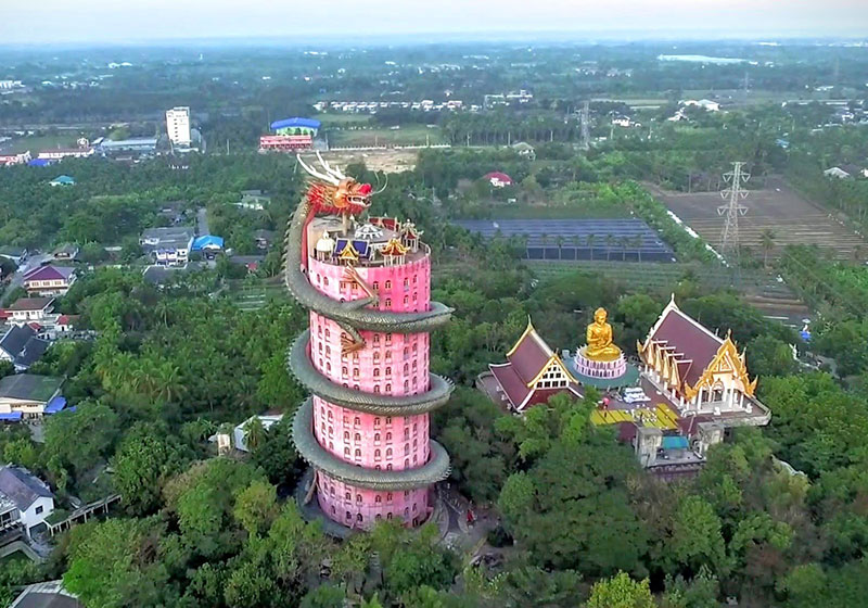 Wat Samphran Temple