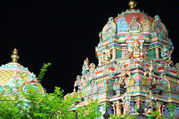Wat Sri Maha Uma Devi (Mariamman Temple)