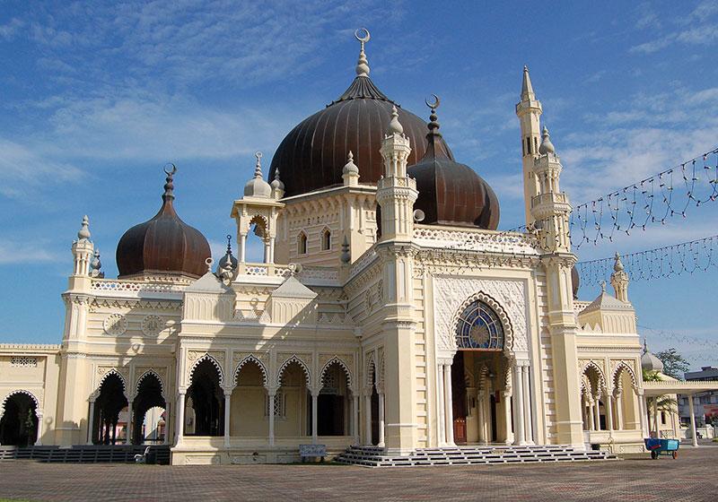 Zahir Mosque