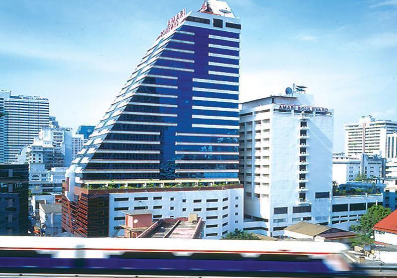 Amari Boulevard Hotel Bangkok
