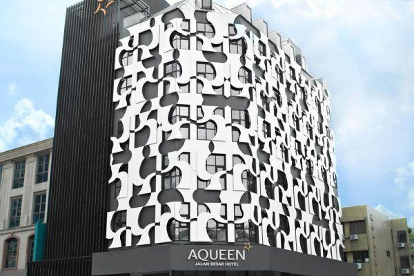 Aqueen Jalan Besar Hotel