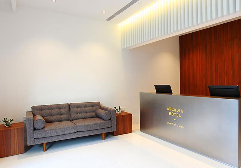 Arcadia Hotel Singapore