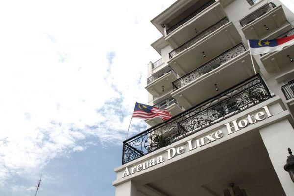 Arenaa Deluxe Hotel Melaka