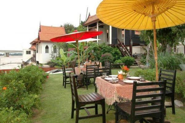 Ayutthaya Garden River Home
