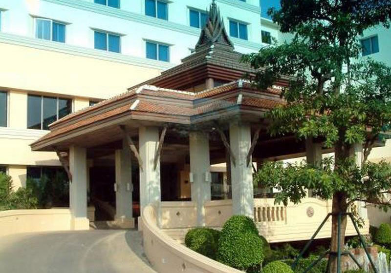Ayutthaya Krungsri River Hotel