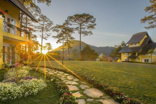 Binh An Village Resort Dalat