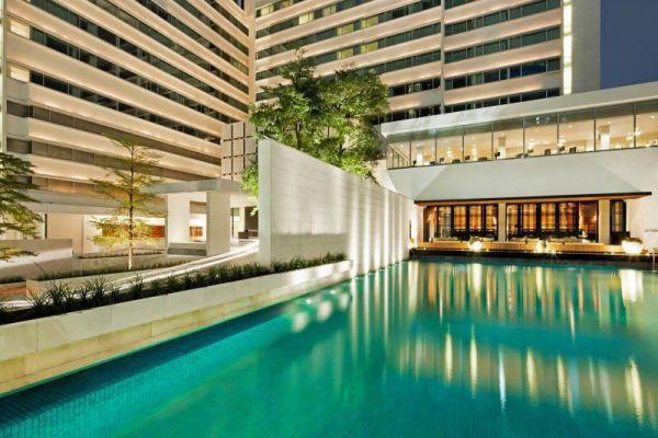 COMO Metropolitan Hotel Bangkok