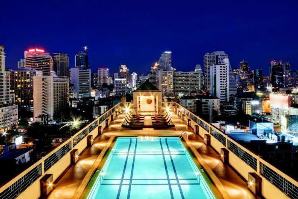 Chateau De Hotel Bangkok