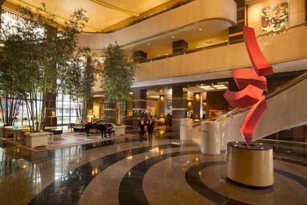 Conrad Centennial Hotel