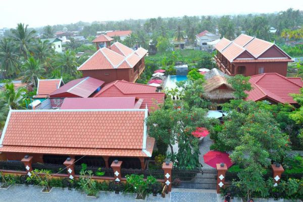 Delux Villa Battambang
