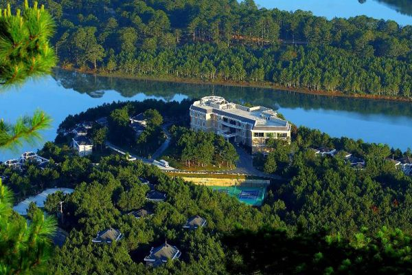 Edensee Lake Resort & Spa Dalat