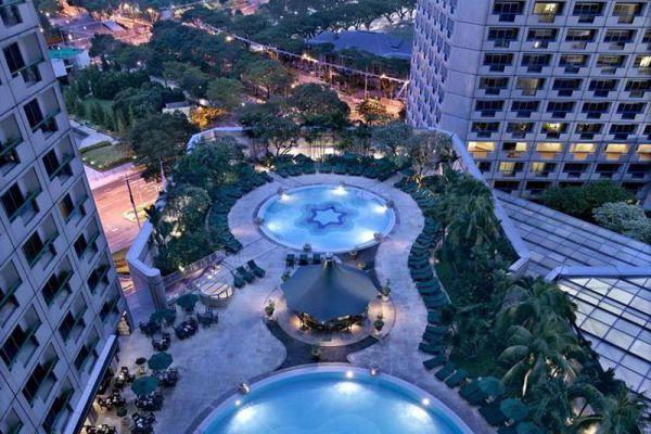 Fairmont Hotel Singapore