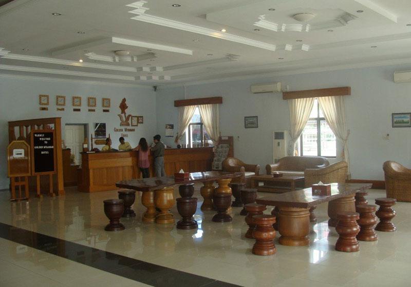 Golden Myanmar Hotel