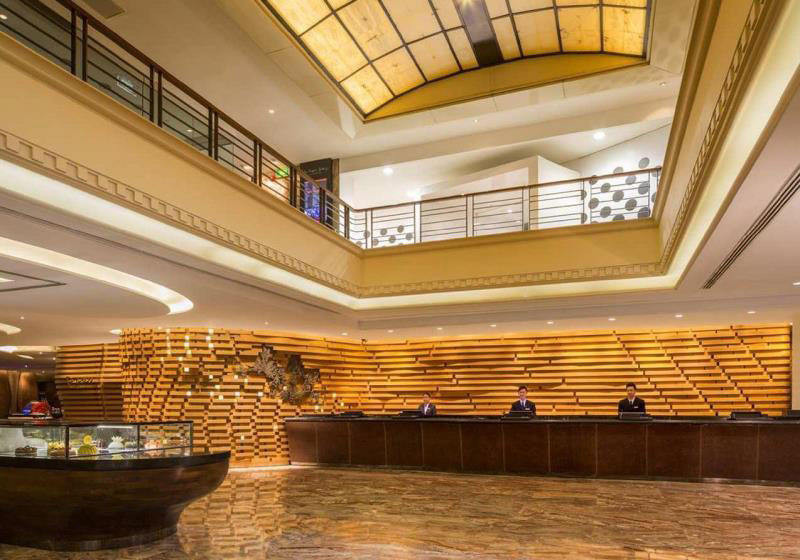 Hilton Hotel Singapore