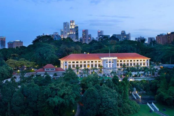 Hotel Fort Canning Singapore