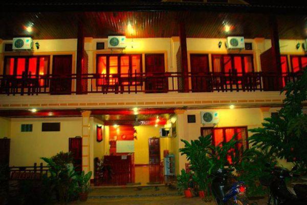 Hotel Vilayvong Vang Vieng