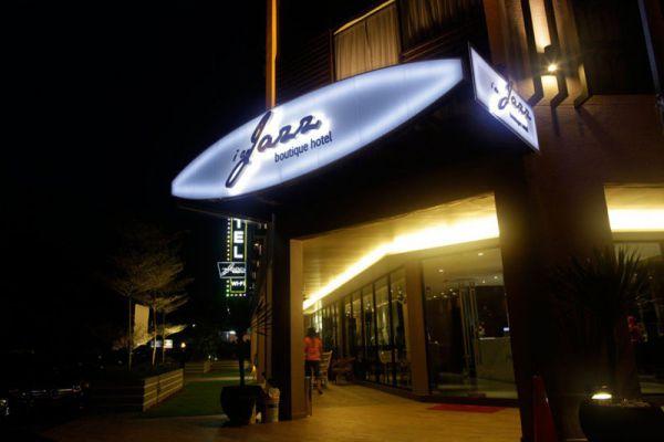 I Am Jazz Hotel