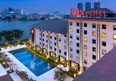 Ibis Riverside Hotel : Bangkok, Thailand