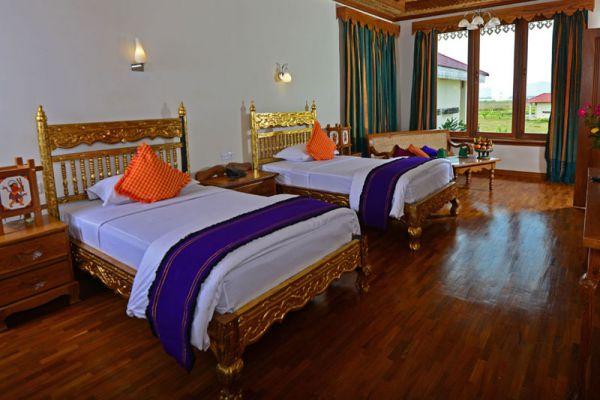 Inle Garden Hotel