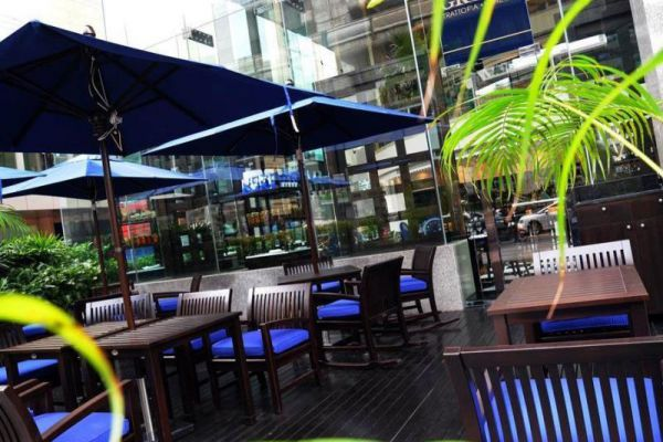 Intercontinental Hotel Bangkok