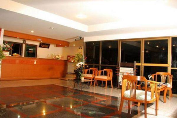 JS Tower Service Apartment Bangkok