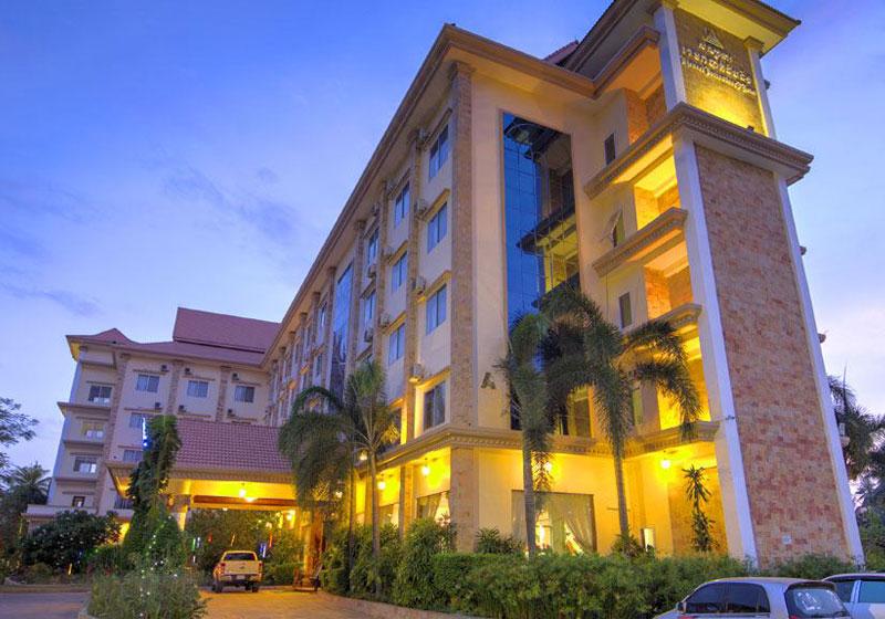 Khemara I Hotel Battambang