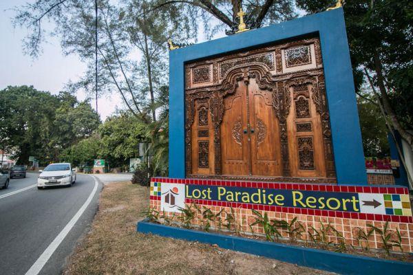 Lost Paradise Resort Penang