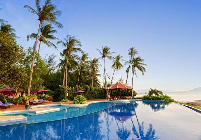 Nataya Roundhouse Coral Bay Resort & Spa