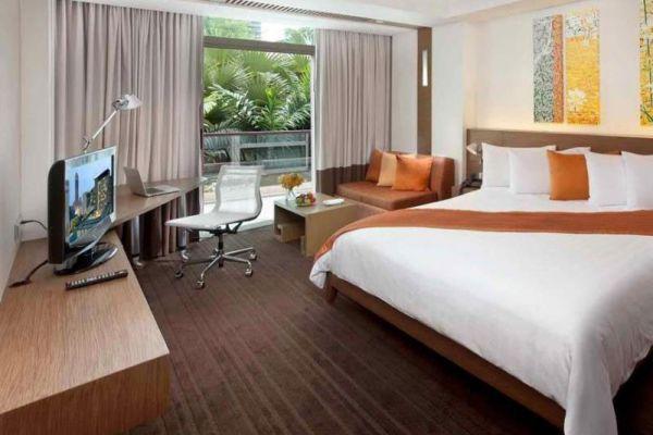 Pullman King Power Hotel Bangkok