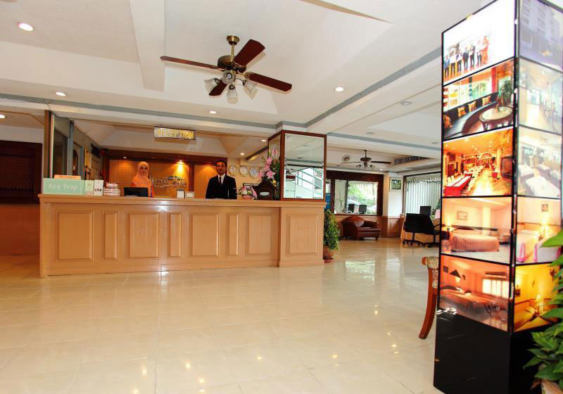 Regent Ramkhamhaeng Hotel Bangkok