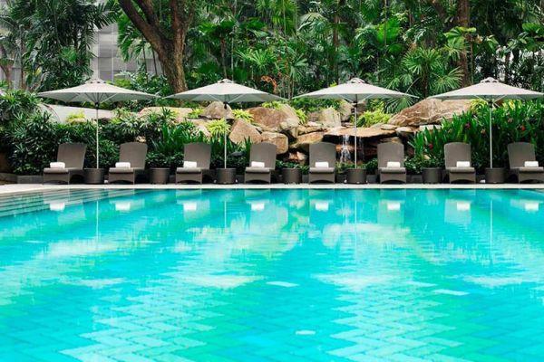 Ritz-Carlton Millenia Hotel