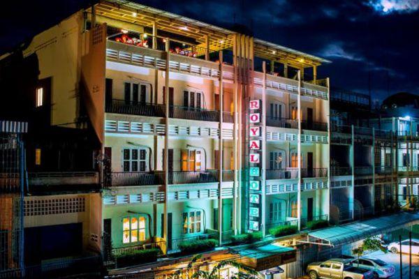 Royal Hotel Battambang