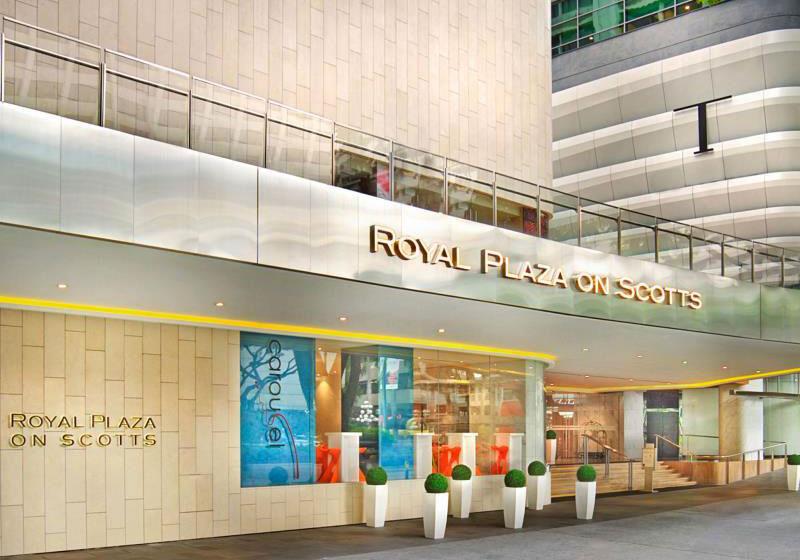 Royal Plaza on Scotts Hotel