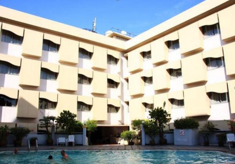 Royal Rattanakosin Hotel Bangok