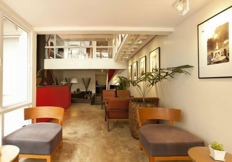 Seven Design Hotel Bangkok