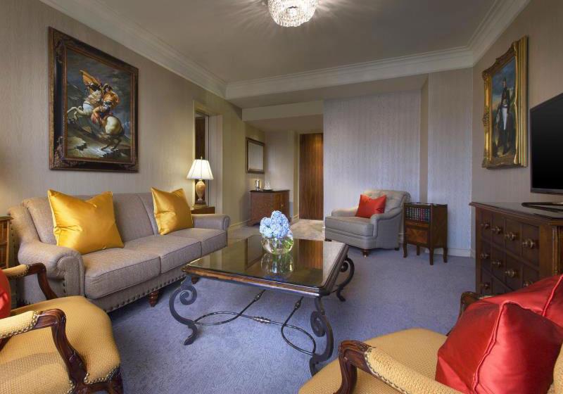 Sheraton Towers Hotel Singapore