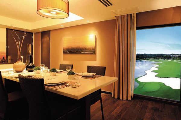Summit Windmill Golf Residence Bangkok