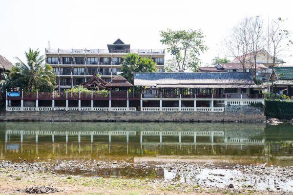 The Elephant Crossing Hotel