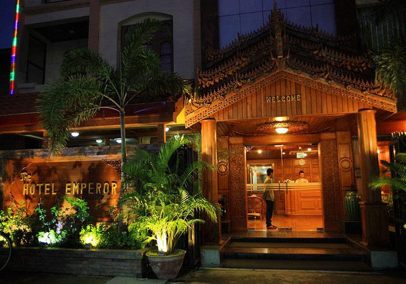 The Hotel Emperor