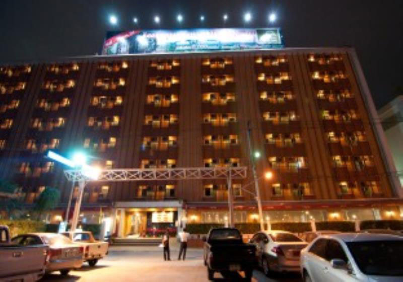 Hotel Close To Suvarnabhumi Airport