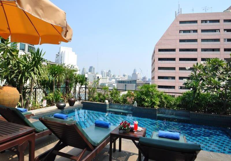 Best Boutique Hotels Bangkok Siam