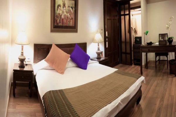 The Siam Heritage Boutique Suites Bangkok
