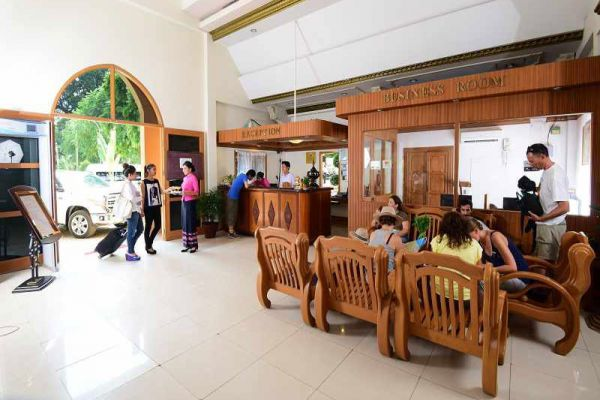 Umbra Hotel Bagan